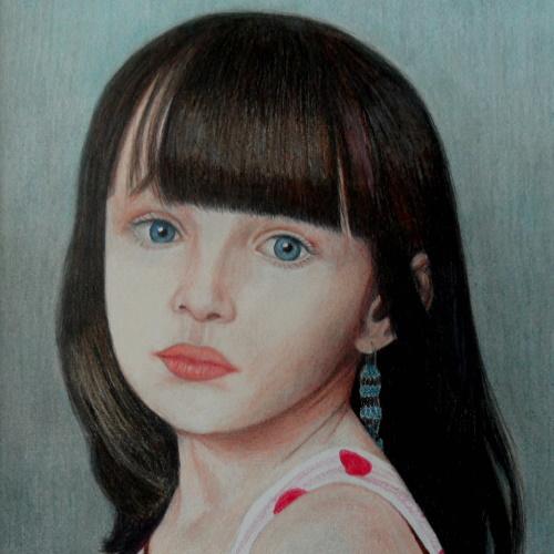 Pastel Portraits